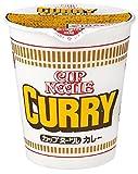 日清食品 カップヌードル カレー 87g  5食セット