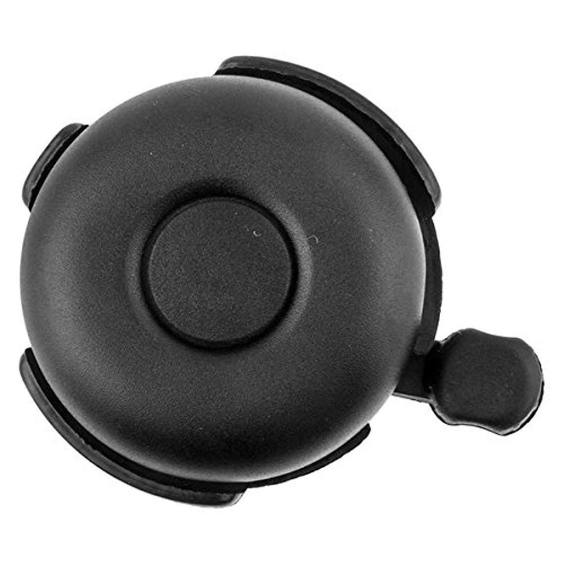 くびれた未使用家畜Sunlite 53mm Alloy Ringer Bell - Black by Sunlite