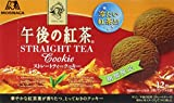 森永製菓? 午後の紅茶ストレートティークッキー 12枚×5箱