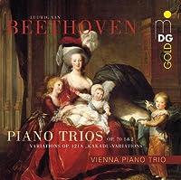 Beethoven: Piano Trios Op 70 / Kakadu Variations (2014-04-01)