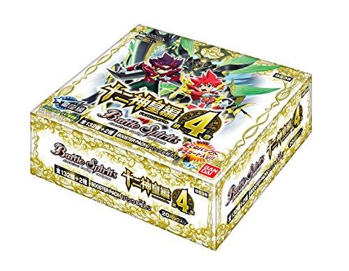 バトルスピリッツ 十二神皇編 第4章 ブースターパック 【BS38】(BOX)