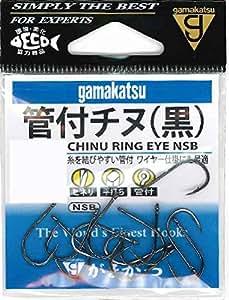 がまかつ(Gamakatsu) カン付チヌ フック(NSB) 4号 釣り針
