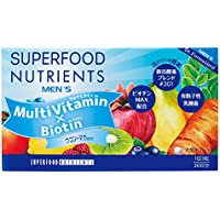 SUPERFOOD NUTRIENTS MEN'S (30日分)