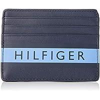 Tommy Hilfiger Men's Colour-Pop Card Holder