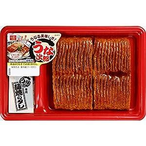 【6個セット】【ケース】一正蒲鉾 うなる美味しさ うな次郎55g×2枚入(たれ・山椒付)