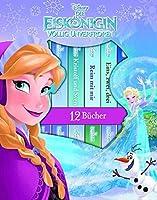 Die Eiskoenigin - Buecherbox: Disney Buecherbox mit Tragegriff