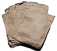 吸救袋 (きゅうきゅうたい) 10袋セット 水で膨らむ 吸水土のう 破れない 滑らない 丈夫 麻袋 コスパ重視の設計