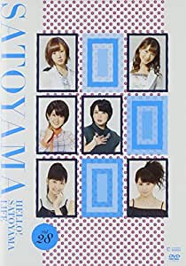 ハロー!SATOYAMAライフ Vol.28 [DVD]
