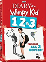 Diary Of A Wimpy Kid 1-3 Triple Feature【DVD】 [並行輸入品]