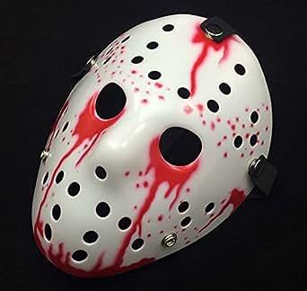 Gmasking Friday The 13thホラーHockey Jason vs。Freddyマスクハロウィンコスチュームプロップ One Size マルチカラー GM749PVC