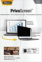Fellowes PrivaScreen Privacy Filter for 14.1 Inch Widescreen Laptops 16:10 (4800601) [並行輸入品]