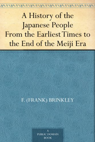 A History of the Japanese Peop...