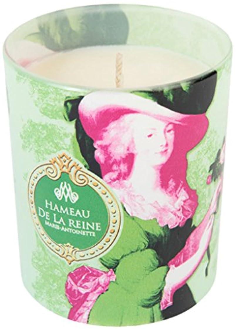カトリック教徒経由で代表ヒストリア ポップアートキャンドル アモードレーヌ ヴェルサイユの庭をイメージした香り