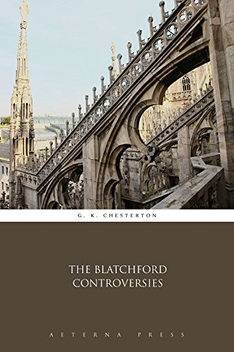 Download The Blatchford Controversies (Illustrated) (English Edition) B00LMUBV5A