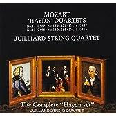 モーツァルト:弦楽四重奏曲第14~19番