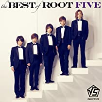 the BEST of ROOT FIVE(2CD+DVD)(メモリアル盤)