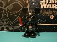 "Star Wars Darth Vader Disney Vinylmation 3"" inch RARE Retired LOOK"