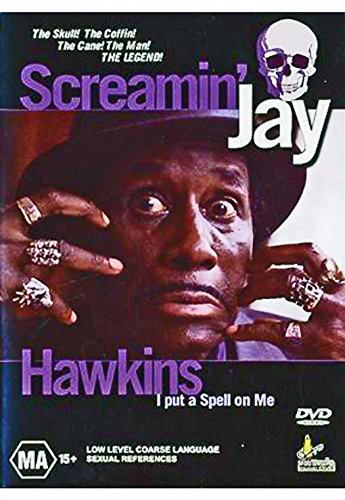 Screamin' Jay Hawkins: I Put a Spell on Me [DVD] [Import]