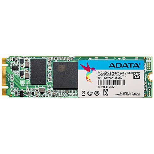 ADATA Premier SP550 M.2 2280 SSD 240GB ASP550NS38-240GM-C