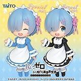 Re:ゼロから始める異世界生活 Doll Crystal レムフィギュア 全2種