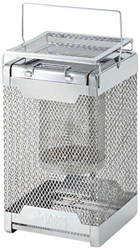 ロゴス 調理もできるあったかストーブ 暖房調理器具 チャコグリルストーブ 8...