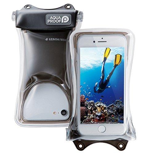 エレコム スマートフォン用防水・防塵ケース/水没防止タイプ/Sサイズ/ブラック P-WPSF01BK 1個