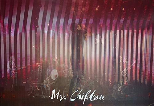 """【初回生産仕様】Live DVD 「Mr.Children Tour 2018-19 重力と呼吸」[DVD] (スペシャル限定""""ジャケット表1&4レンチキュラー""""& 64pBOOKLET)"""