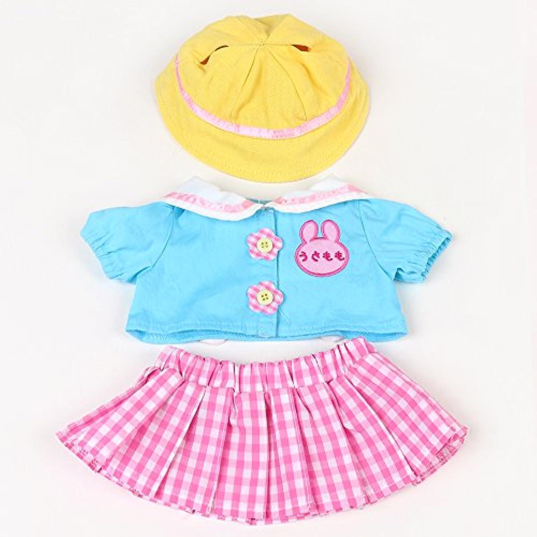 マザーガーデン Mother garden うさももドール 着せ替え人形 服 幼稚園服 うさぎ Mサイズ お人形遊び きせかえ ドール 着せ替え服