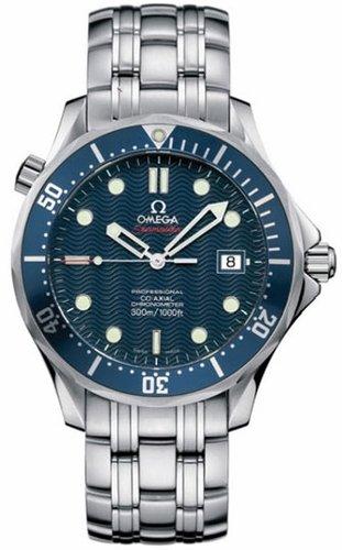 オメガSeamaster James Bond 007Mens Watch 2220.80.00