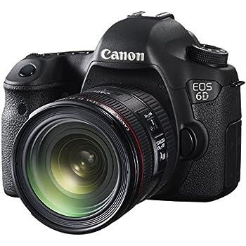 Canon デジタル一眼レフカメラ EOS 6D レンズキット EF24-70mm F4L IS USM付属 EOS6D2470ISLK
