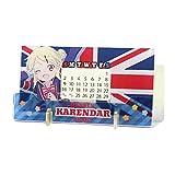 きんいろモザイク Pretty Days カレンのカレンダー