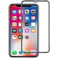 Calloy 強化ガラス液晶保護フィルム ガラスフィルム 用炭素強化フィルム iphone 8 / iphone 7 iPhone7 plus / iPhone8 plus iPhoneX/iPhoneXs iXR/iXS Max 気泡防止 指紋防止 (i7 plus/i8 plus 5.5)