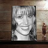 SHANNON ELIZABETH - オリジナルアートプリント(LARGE A3 - アーティストによる署名入り) #js004
