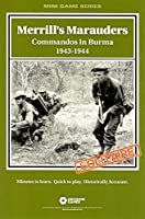 DG: Merrill's Marauders, Commandos in Burma 1943-1944, Boardgame