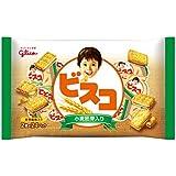 江崎グリコ ビスコ大袋(小麦胚芽入り) 48枚 ×6個
