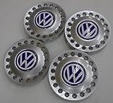 VW ニュービートル(1999年~2005年)純正品 ホイールセンターキャップ新品 4枚 (1C0601149DGTT)