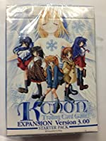Kanon Trading Card Game EXPANSION Ver.3.00