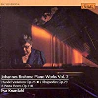 Vol. 2-Piano Works-2 Rhapsodies