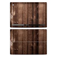【Decalgirl】Microsoft Surface Pro 4用スキンシール【Stained Wood】