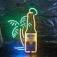 """番号メタルフレームネオンサイン24"""" x24"""" Realガラスネオンサインライトfor Beer Bar Pubガレージ部屋。"""