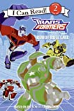 Transformers Animated: Robot Roll Call (I Can Read Level 2: Transformers Animated)