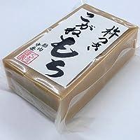 【お歳暮に お正月に】手作り杵つき餅 栃餅(10枚入)×5点セット/新潟産「こがねもち」使用