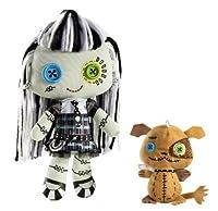 輸入モンスターハイ人形ドール Monster High Friends Plush Frankie Stein Doll [並行輸入品]