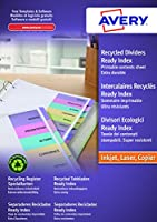 AVERY READYINDEX MYLAR A-Z 02003501.UK