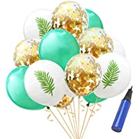 Baoblaze 紙吹雪風船 ラテックスバルーン ホームパーティー 結婚式 背景装飾 多色選べ - D