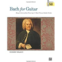 Bach for Guitar, Masters in Tab