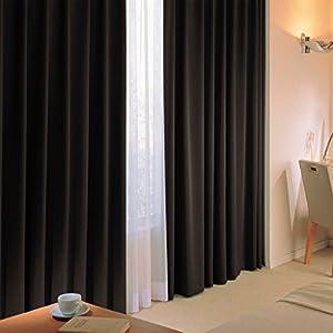 NICETOWN 遮光カーテン 2枚セット チ...の関連商品7