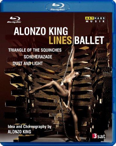 アロンゾ・キング・ラインズ・バレエ[Blu-ray]
