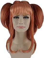 Wigs2you ウィッグ ツインテール ハロウィン H-776 フルウィッグ コスプレ ヘアアレンジ