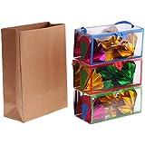 Baoblaze 美しい 花箱 紙袋 クローズアップ 魔術 小道具 パーティー